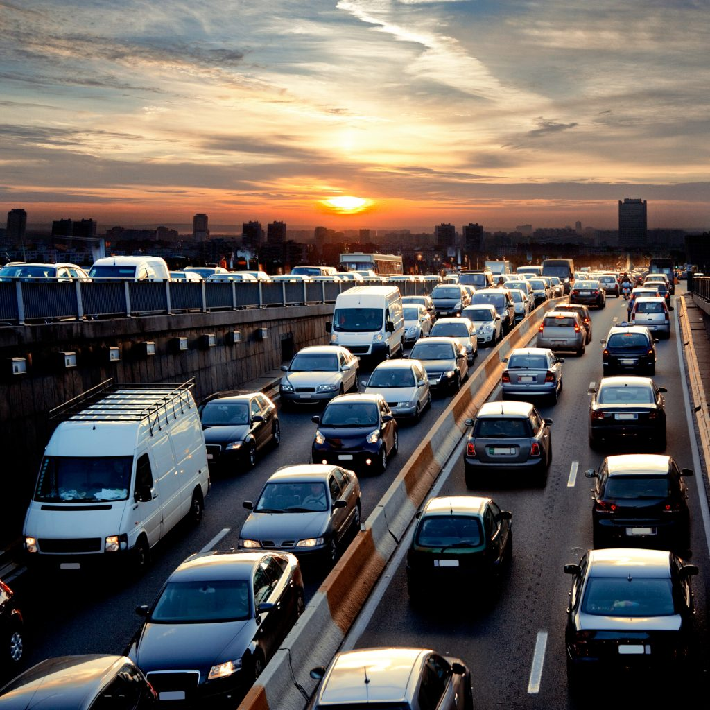 Navette-transports-trafic-ville-congestion