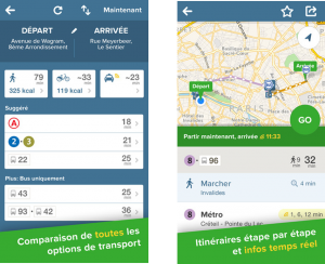 CityMapper-application