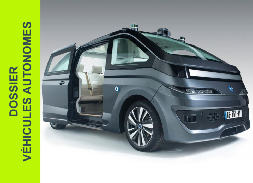 [INFOGRAPHIE] Les véhicules autonomes pour transcender l'expérience voyageur de bout-en-bout