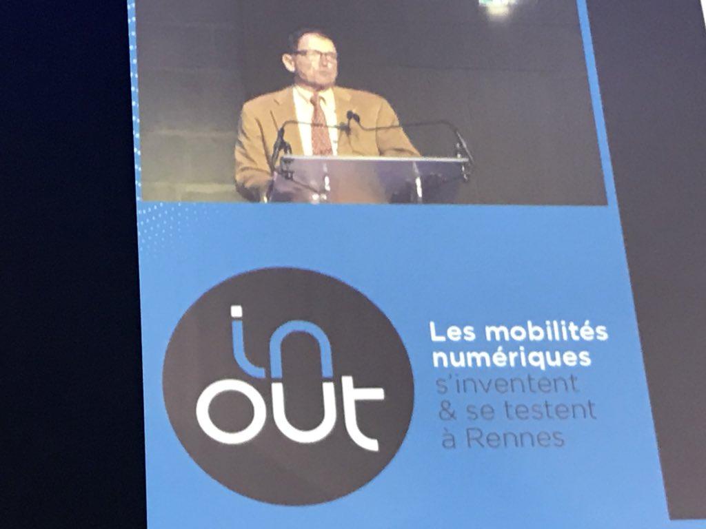 inOut 2018 : vers des mobilités durables, intelligentes et interconnectées