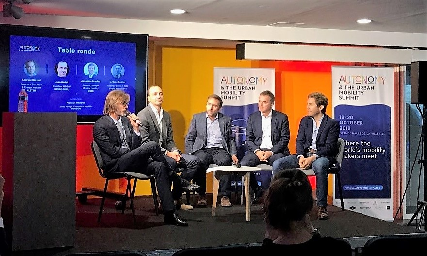 Autonomy 2018 : Retour sur la conférence de presse de lancement du Sommet de la Mobilité Urbaine