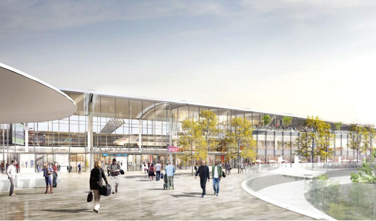 Lyon Part-Dieu 2023 : la réinvention d'un hub métropolitain multimodal