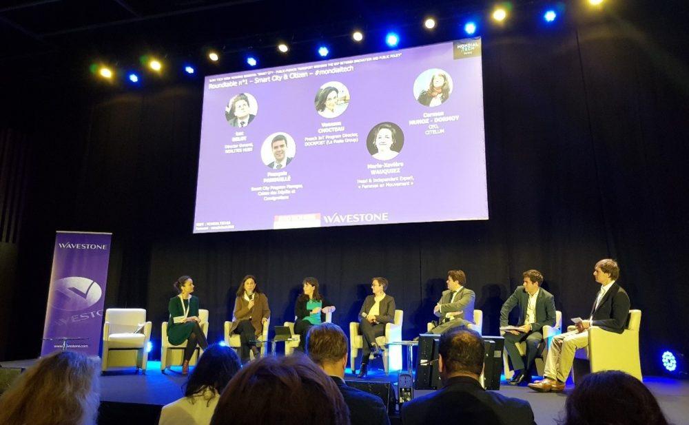 Mondial Tech – La mobilité dans les smart-cities, entre innovation et politiques publiques