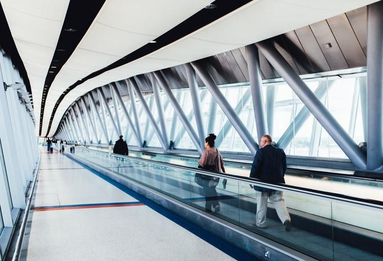 L'usage de la biométrie dans le parcours au sol en aéroport