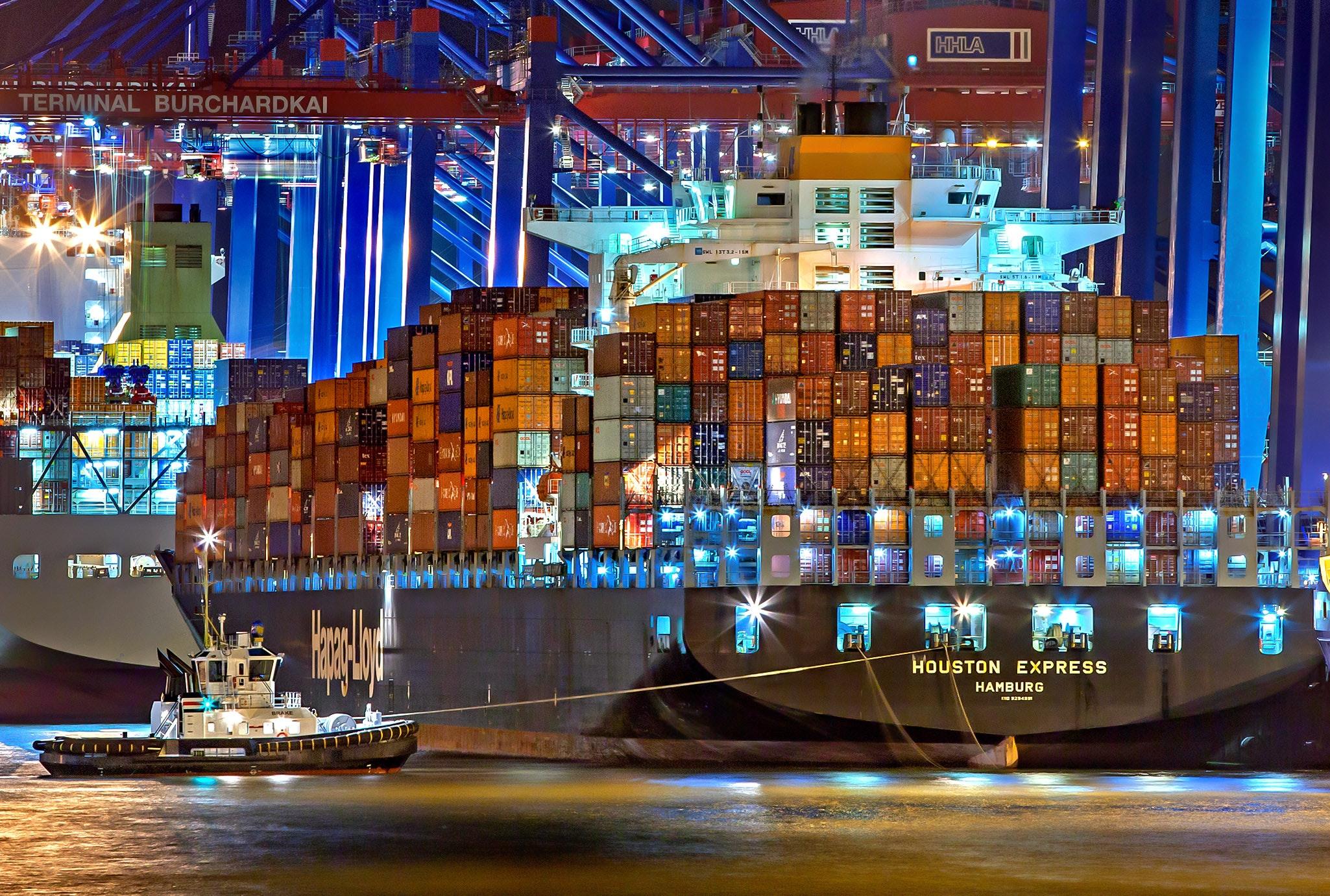 Transport maritime conteneurisé : vers l'avènement de géants des mers électriques et autonomes ?
