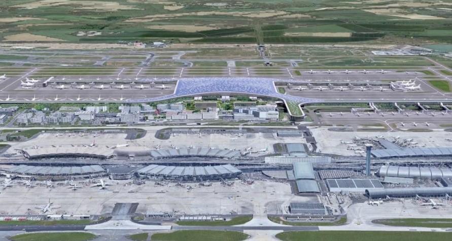 Aéroport Paris-CDG : le terminal 4, une réponse au défi capacitaire à venir ?