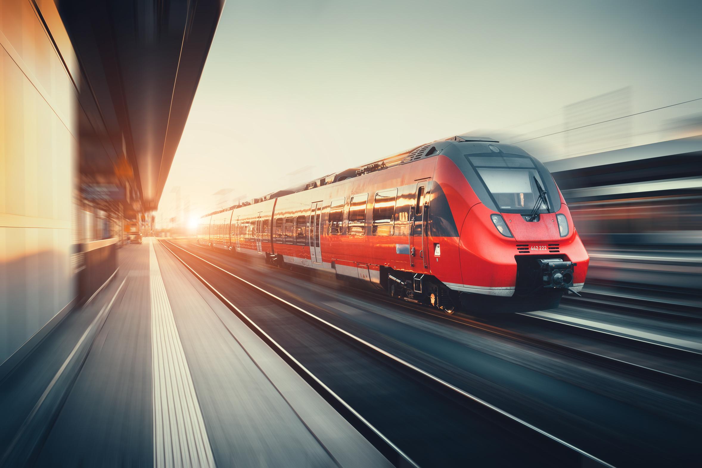 Le train : joker écologique ultime du transport européen ?