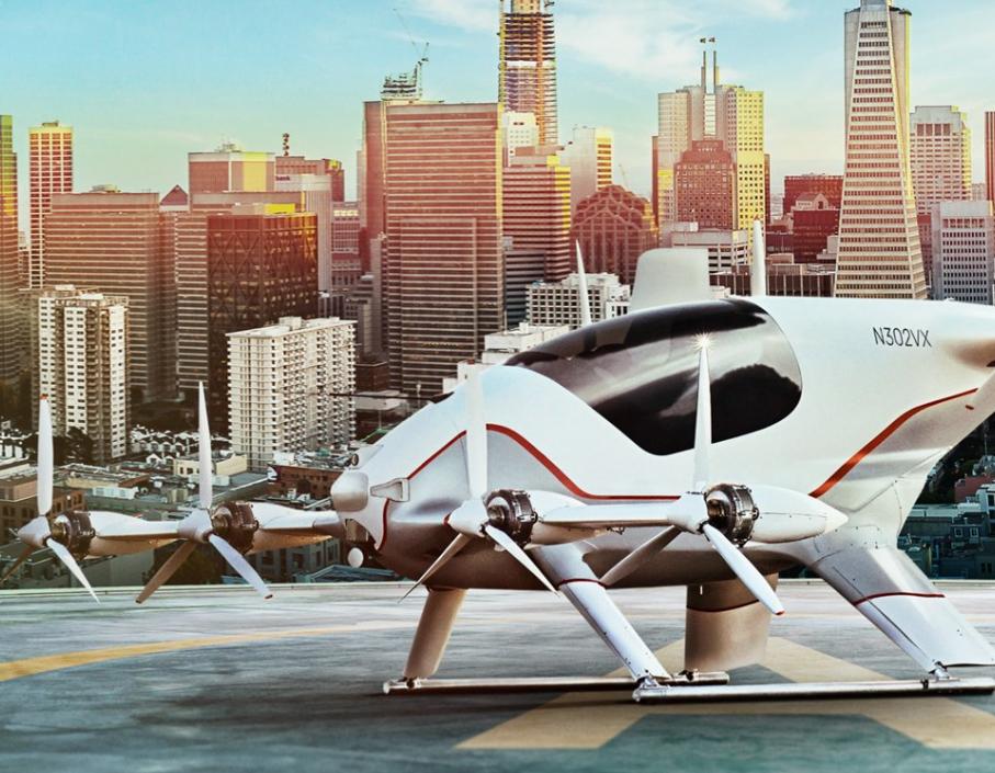 La France à la conquête de la basse altitude : les taxis volants arrivent en 2024