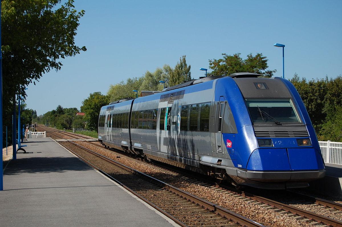 Démarrage pour les trains à hydrogène à la SNCF