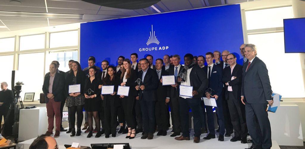 Le Fret aérien de demain: retour sur le Challenge d'Open Innovation du Groupe ADP