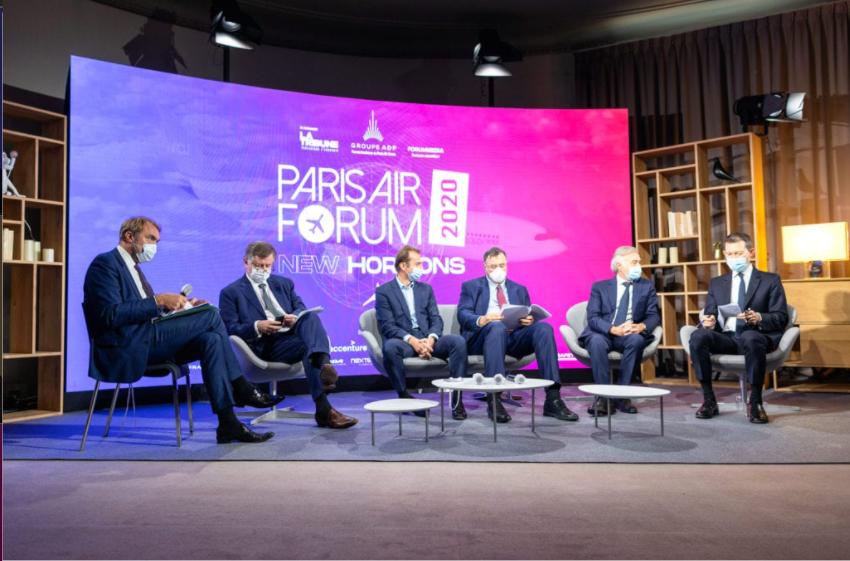 Reprise du trafic et transition écologique : retour sur le Paris Air Forum 2020