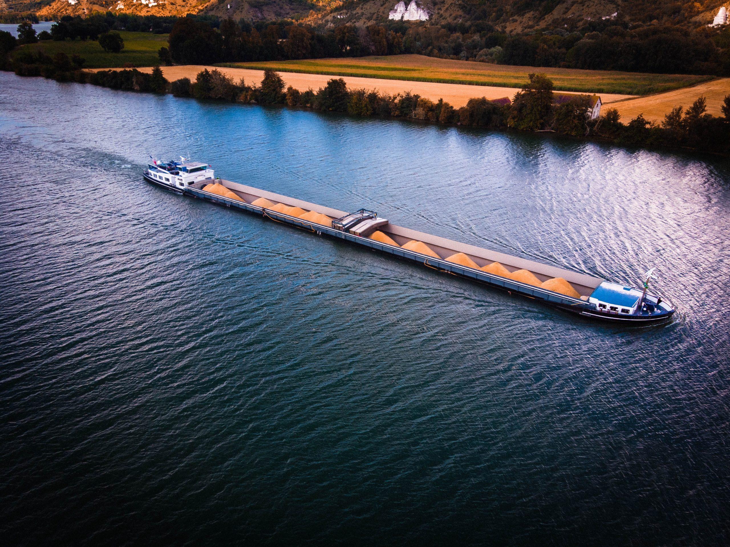 Quels leviers pour développer le transport fluvial en France ?