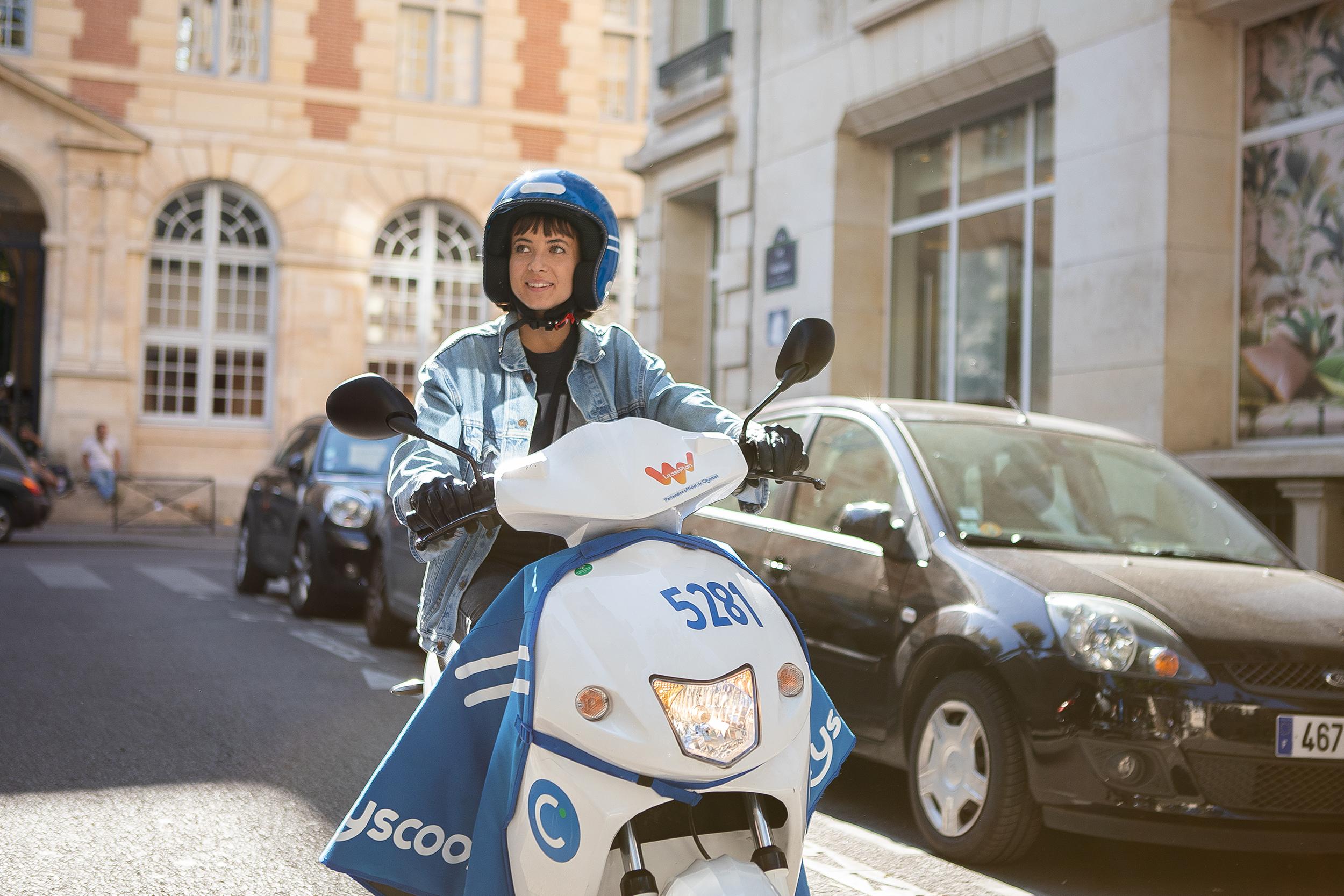 Scooters partagés à Paris : de nouveaux opérateurs à l'assaut du marché
